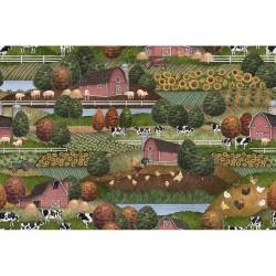 Farm Scenic - GREEN