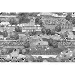 Farm Scenic - GREY