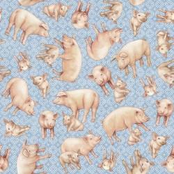 Pigs - BLUE