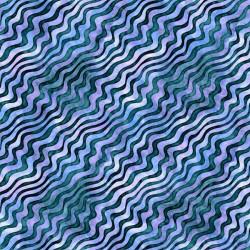 Diagonal Stripe 130/70 Weave - LAVENDAR