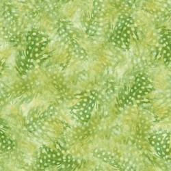 Feather Texture - LIGHT GREEN