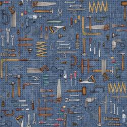 Tool Pegboard - BLUE