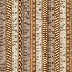 Tape Measure - TAN