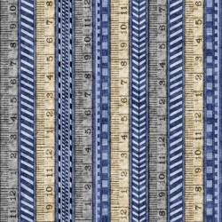 Tape Measure - BLUE