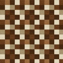 Squares - BROWN