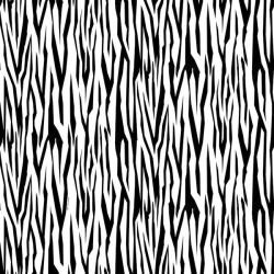 Tiger Skin - WHITE