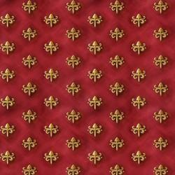 Foulard - BRICK RED