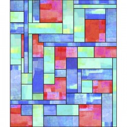 Stained Glass - MULTI