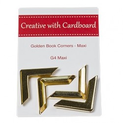 RS Book Corners Maxi-Gold 4pk