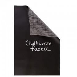 "Chalk Cloth - BLACK (58"" wide)"