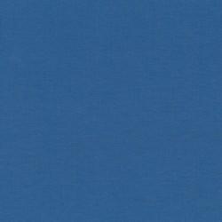 Avalana Jersey Knit 162cm WIDE - BLUE SOLID