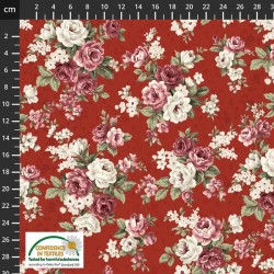Medium Roses - RED