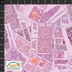 Crossstitch Pattern - PINK