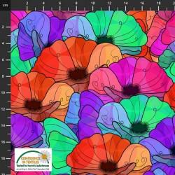 Large Floral - MULTI