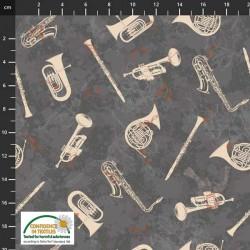 Wind Instruments - GREY