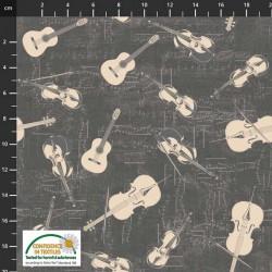String Instruments - GREY
