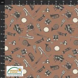 Sheet Music - BEIGE