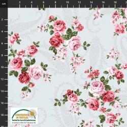 Medium Roses - GREY