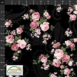 Medoum Bouquet - BLACK