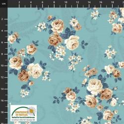 Medium Roses - AQUA