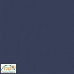 AVALANA RIB KNIT - BLUE 160cm wide