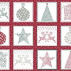 Little Christmas Eve Picture Blocks