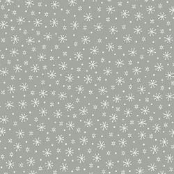 Snowflakes - GREY