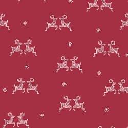 Reindeer Pairs - RED
