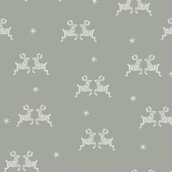 Reindeer Pairs - GREY