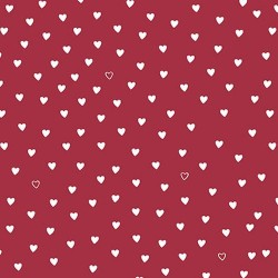 Hearts - RED