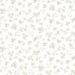 LEAF TOILE - CREAM