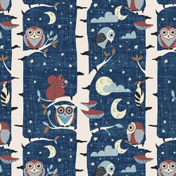 OWLS IN TREES - NAVY