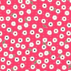 Flowers & Leaves - PINK