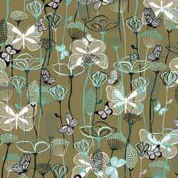 Butterfly Garden - GREEN