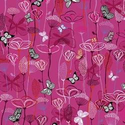 Butterfly Garden - PINK