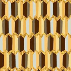 Retro Stripe - GOLD