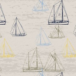 Yacht Sketches - SAND