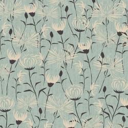 Multi Flowers - SAGE/NATURAL