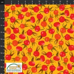 Tossed Berries - YELLOW
