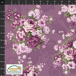 Large Flower Bouquets - MAUVE