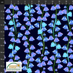 Bellflowers - BLUE