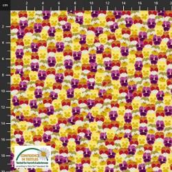 Flower Field - YELLOW
