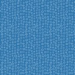 Irregular Circles - BLUE