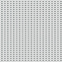 Oval Dots - GREY