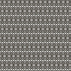 Dotted Ovals - GREY