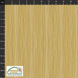 Small Stripes - MUSTARD