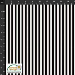 Large Stripes - BLACK