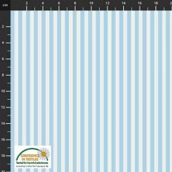 Large Stripes - BLUE