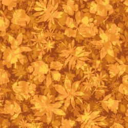 Garden of Leaves - YELLOW