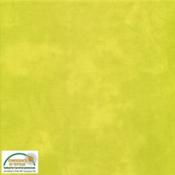 QUILTERS SHADOW - CHARTREUSE
